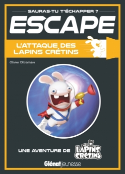 Escape ! L'attaque des Lapins Crétins