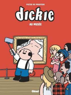 Dickie au musée