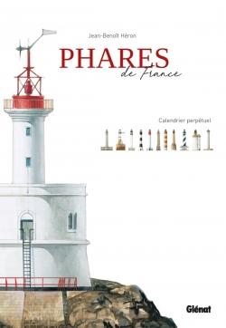 Phares de France : calendrier perpétuel