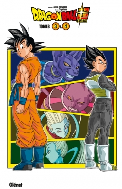 Dragon Ball Super - Coffret tome 3-4