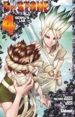 Dr. Stone - Tome 04