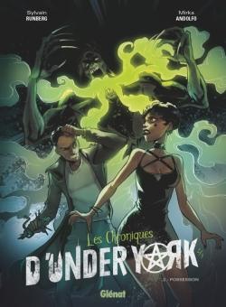 Les Chroniques d'Under York - Tome 02