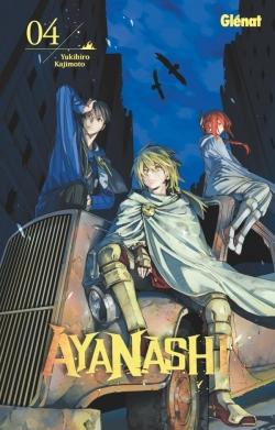 Ayanashi - Tome 04