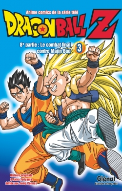 Dragon Ball Z - 8e partie - Tome 03
