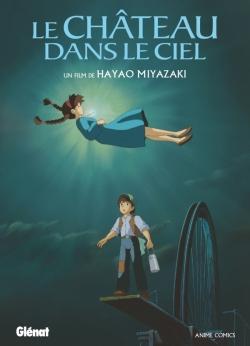 Le Château dans le ciel - Anime comics - Studio Ghibli