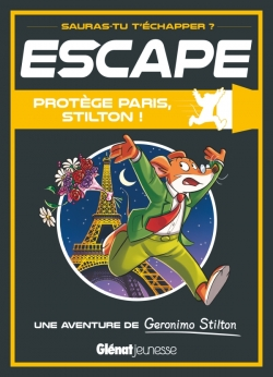 Escape ! Protège Paris, Stilton !