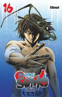Hinomaru Sumo - Tome 16