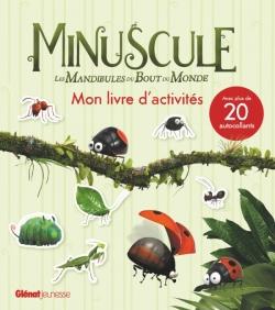 Minuscule 2 - Activités - Mon livre d'activités