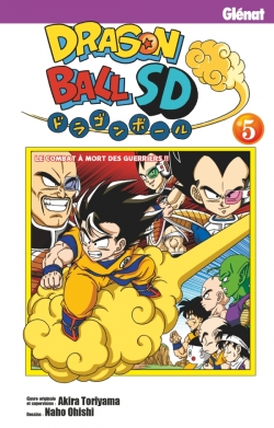 Dragon Ball SD - Tome 05