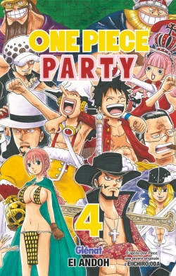One Piece Party - Tome 04