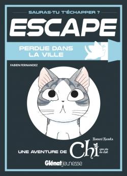 Escape ! Perdue dans la ville