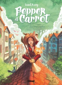 Pepper et Carrot - Tome 03
