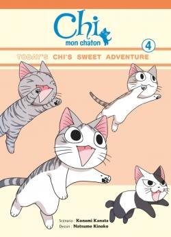 Chi mon chaton - Tome 04