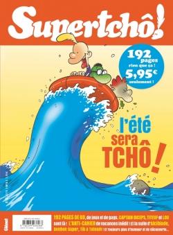 SuperTchô ! - Tome 04