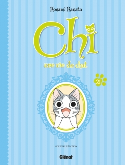 Chi - Une vie de chat (grand format) - Tome 21