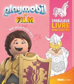 Playmobil - Mon fabuleux livre d'activités