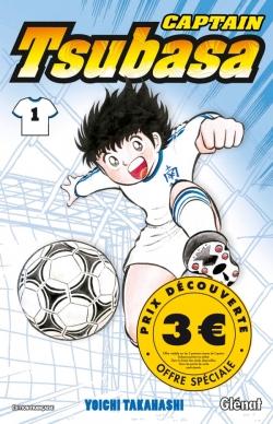 Captain Tsubasa - Tome 01 3euro