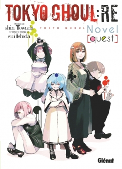 Tokyo Ghoul Re Roman - Tome 01