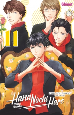 Hana Nochi Hare - Tome 11