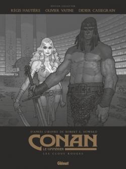 Conan le Cimmérien - Les Clous rouges N&B