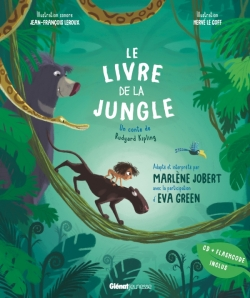 Le Livre de la Jungle - M. Jobert