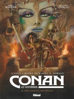 Conan le Cimmérien -  Le dieu dans le sarcophage
