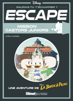 Escape ! Mission Castors Juniors