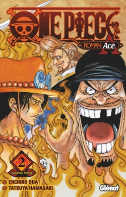 One Piece Roman - Novel A 2e partie