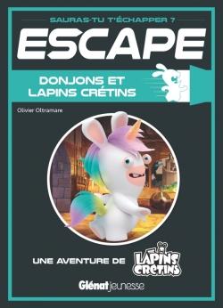 Escape ! Donjons et Lapins Crétins