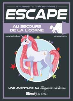 Escape ! Au secours de la licorne