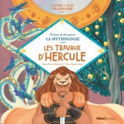 Livre CD La Mythologie - Les travaux d'Hercule