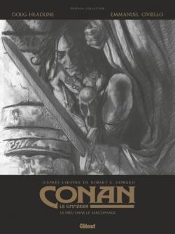 Conan le Cimmérien - Le dieu dans le sarcophage N&B