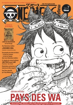 One Piece Magazine - Tome 07