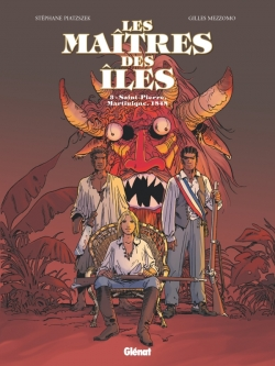 Les Maîtres des Iles - Tome 03