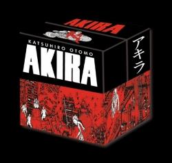 Akira (noir et blanc) -  Édition originale - Coffret