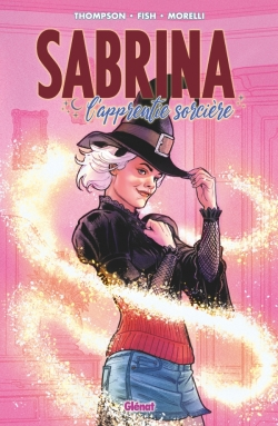 Sabrina L'apprentie sorcière - Tome 01