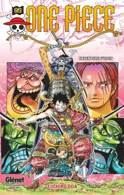 One Piece - Édition originale - Tome 95