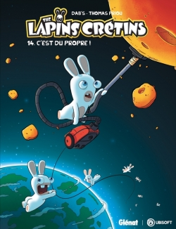 The Lapins Crétins - Tome 14