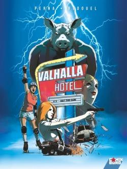 Valhalla Hotel - Tome 02