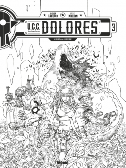 UCC Dolores - Tome 03 - N&B