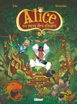 Alice au pays des Singes - Intégrale