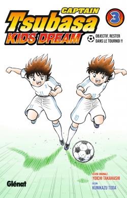 Captain Tsubasa Kids Dream - Tome 03