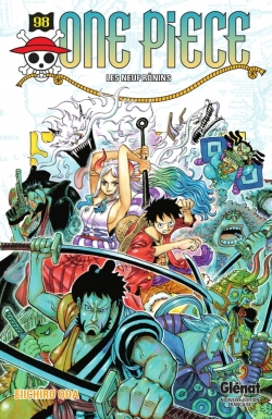 One Piece - Édition originale - Tome 98