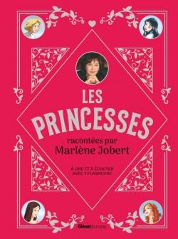Les princesses racontées par Marlène Jobert