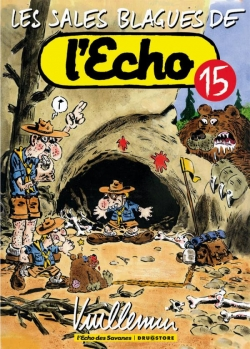 Les Sales Blagues de l'Echo - Tome 15