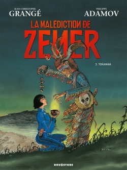 La malédiction de Zener - Tome 03