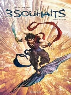 Trois souhaits - Tome 01