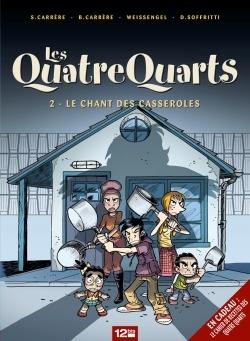Les Quatre Quarts - Tome 02