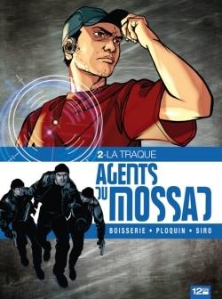 Agents du Mossad - Tome 02