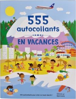 En vacances - 555 autocollants